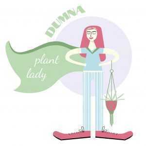 Plant Lady – Bohaterka