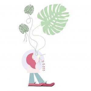 Plant Lady – Latawce