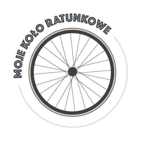 moje koło ratunkowe to rower
