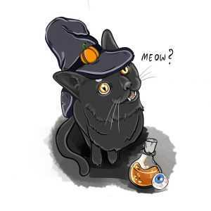 Halloween – Meow
