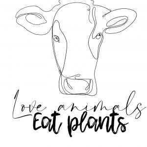 Love animals eat plants