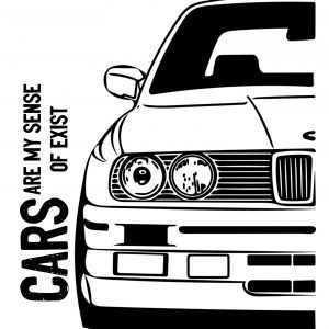 Cars my sense of exist