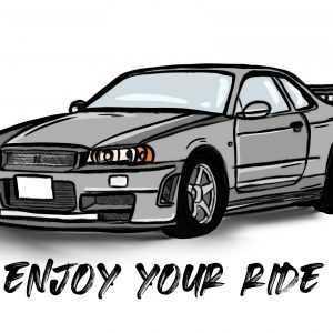 Enjoy your ride